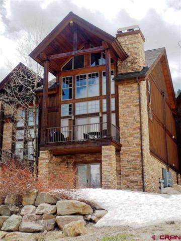 500 Sheol Street #4, Durango, CO 81301 (MLS #757291) :: Durango Mountain Realty