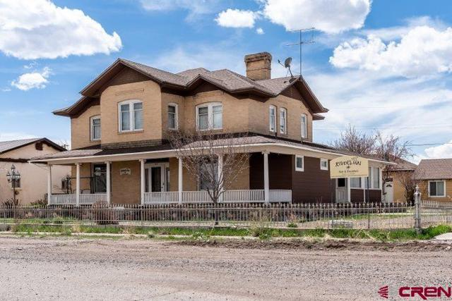 317 River Street, Antonito, CO 81120 (MLS #757312) :: The Dawn Howe Group | Keller Williams Colorado West Realty