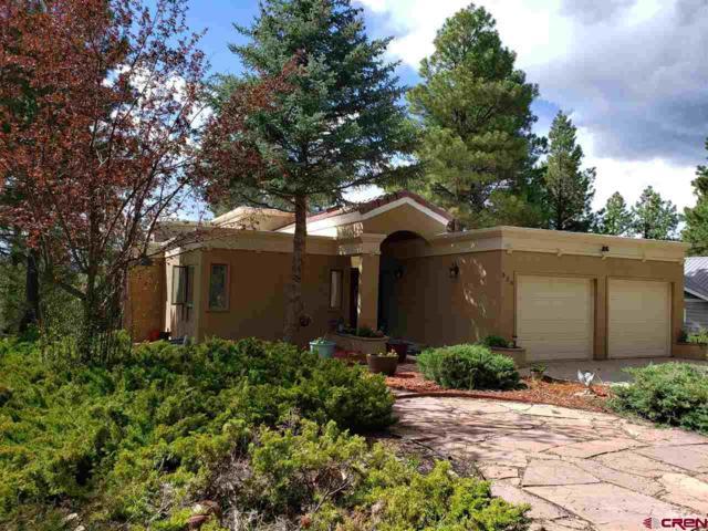 329 Handicap Avenue, Pagosa Springs, CO 81147 (MLS #757421) :: The Dawn Howe Group | Keller Williams Colorado West Realty