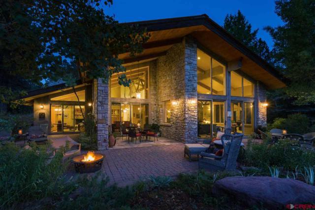 47 Mason Cabin Road, Durango, CO 81301 (MLS #757425) :: Durango Mountain Realty