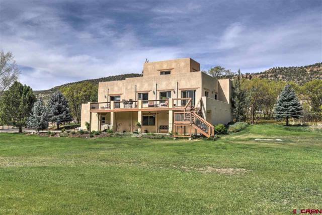 1632 Hwy 550, Durango, CO 81303 (MLS #757426) :: Durango Mountain Realty