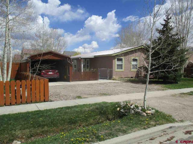 502 N 7th Street, Gunnison, CO 81230 (MLS #757436) :: The Dawn Howe Group | Keller Williams Colorado West Realty