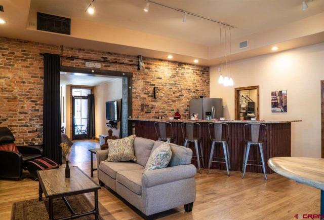 150 W 10th Street, Durango, CO 81301 (MLS #757451) :: Durango Mountain Realty