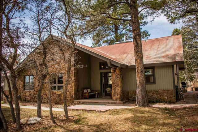 226 Pines Club Place, Pagosa Springs, CO 81147 (MLS #757473) :: The Dawn Howe Group | Keller Williams Colorado West Realty