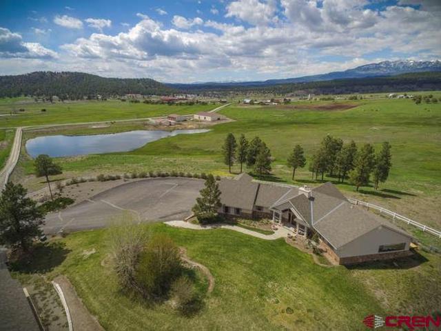 901 Tierra Del Oro, Pagosa Springs, CO 81147 (MLS #757501) :: The Dawn Howe Group | Keller Williams Colorado West Realty
