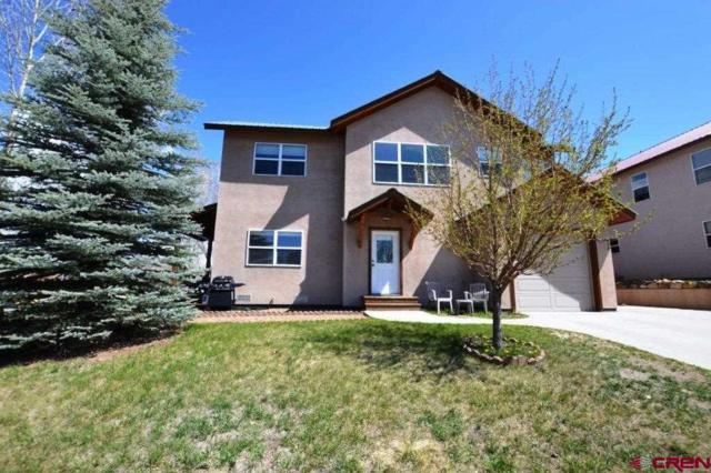 400 N 11th Street, Gunnison, CO 81230 (MLS #757545) :: The Dawn Howe Group | Keller Williams Colorado West Realty