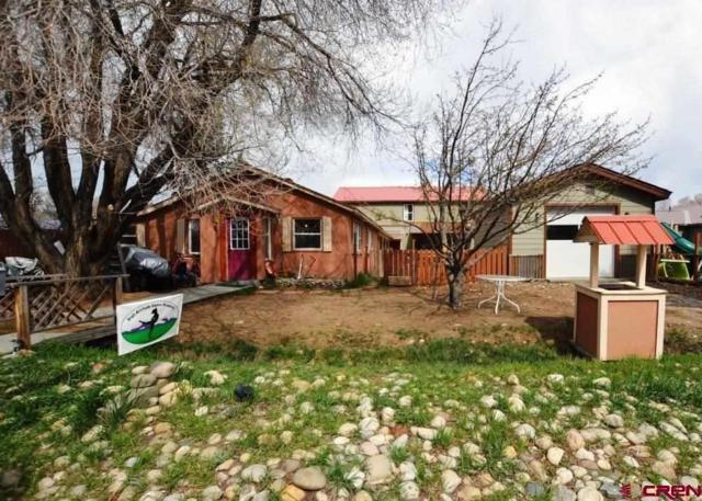 612 N 11th Street, Gunnison, CO 81230 (MLS #757571) :: The Dawn Howe Group | Keller Williams Colorado West Realty
