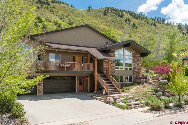 20 Red Mountain Drive, Durango, CO 81301 (MLS #757596) :: Durango Mountain Realty
