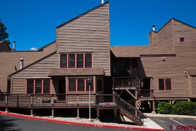 6 Ferringway Circle #24, Durango, CO 81301 (MLS #757606) :: Durango Mountain Realty