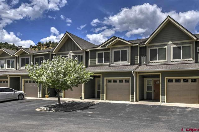 55 Westwood Place C5, Durango, CO 81301 (MLS #757615) :: Durango Mountain Realty