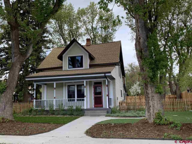 145 S Lena, Ridgway, CO 81432 (MLS #757719) :: The Dawn Howe Group | Keller Williams Colorado West Realty