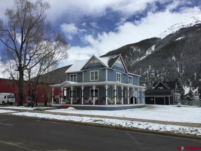 824 Greene, Silverton, CO 81433 (MLS #757774) :: The Dawn Howe Group | Keller Williams Colorado West Realty