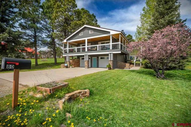 80 Pines Club Place, Pagosa Springs, CO 81147 (MLS #757832) :: The Dawn Howe Group | Keller Williams Colorado West Realty