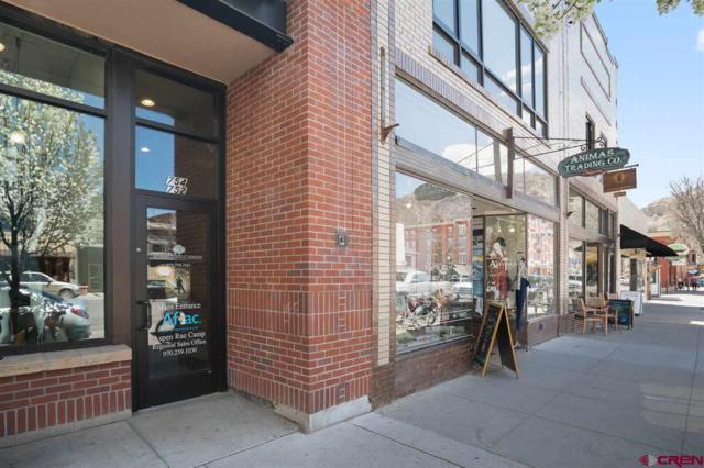 752 Main Avenue #202, Durango, CO 81301 (MLS #757854) :: The Dawn Howe Group | Keller Williams Colorado West Realty
