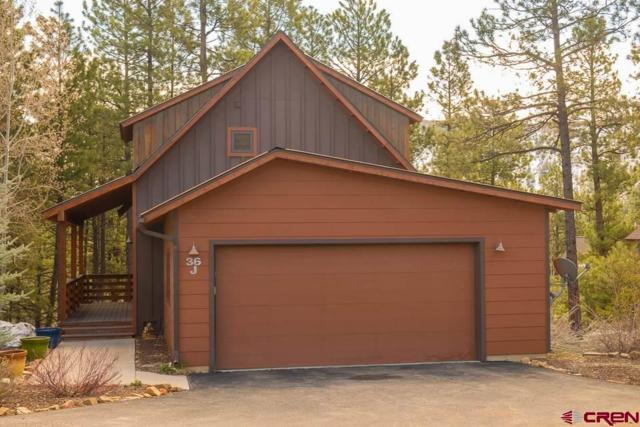 36 J Tenderfoot Court, Durango, CO 81301 (MLS #757995) :: Durango Mountain Realty