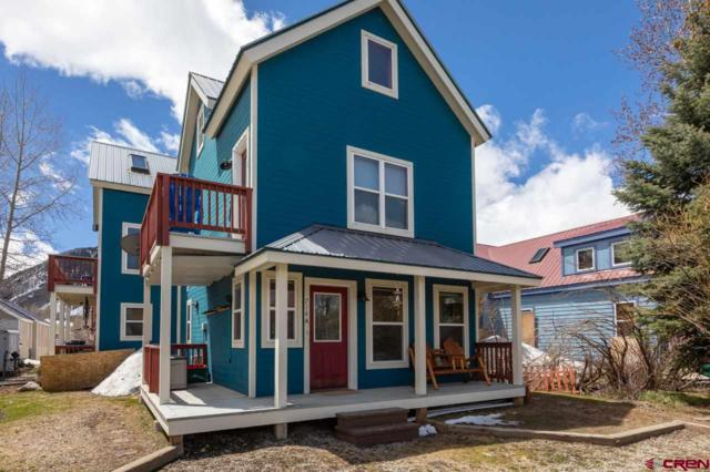 714 Teocalli Avenue, Crested Butte, CO 81224 (MLS #758026) :: The Dawn Howe Group | Keller Williams Colorado West Realty