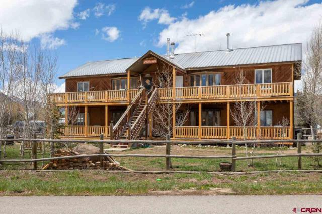 421 Teocalli Road A, Crested Butte, CO 81224 (MLS #758027) :: The Dawn Howe Group | Keller Williams Colorado West Realty