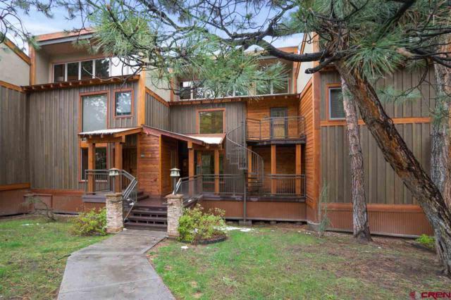 73 S Tamarron Drive 846 & 847, Durango, CO 81301 (MLS #758121) :: Durango Mountain Realty
