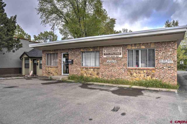 3046 and 3050 N Main Avenue, Durango, CO 81301 (MLS #758206) :: Durango Mountain Realty