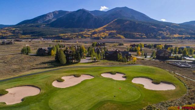 64 Coyote Circle, Crested Butte, CO 81224 (MLS #758285) :: The Dawn Howe Group   Keller Williams Colorado West Realty