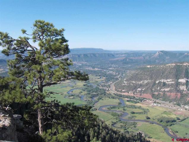 Lot 7 Durango Cliffs Dr, Durango, CO 81301 (MLS #758371) :: Durango Mountain Realty
