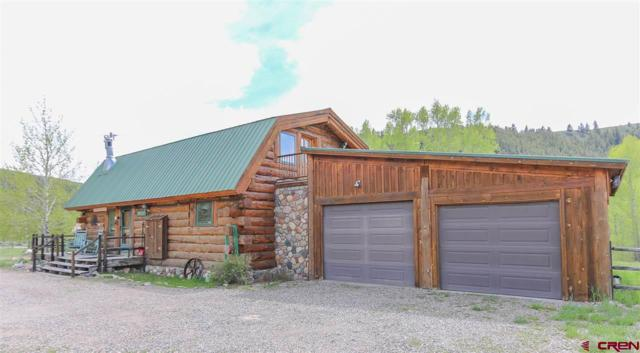 10287 Highway 135, Almont, CO 81210 (MLS #758569) :: The Dawn Howe Group | Keller Williams Colorado West Realty
