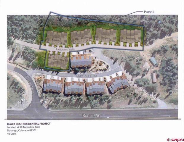 TBD Lost Miner' 10-Unit Development Lane, Durango, CO 81301 (MLS #758590) :: Durango Mountain Realty