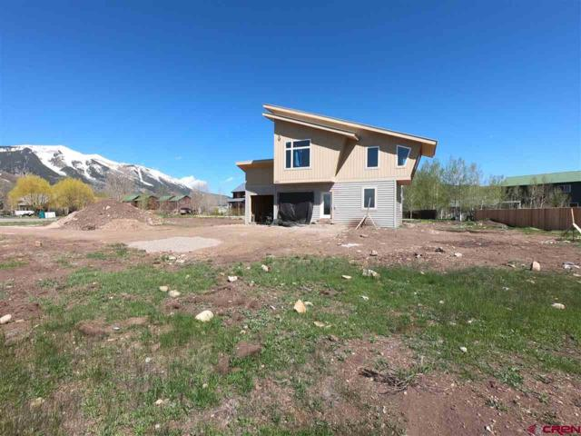 497 Teocalli Road A, Crested Butte, CO 81224 (MLS #758626) :: The Dawn Howe Group | Keller Williams Colorado West Realty