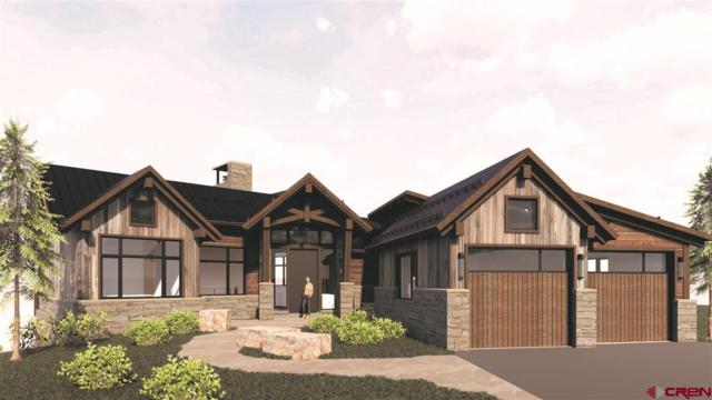 67 Trent Jones Way, Crested Butte, CO 81224 (MLS #758657) :: The Dawn Howe Group   Keller Williams Colorado West Realty