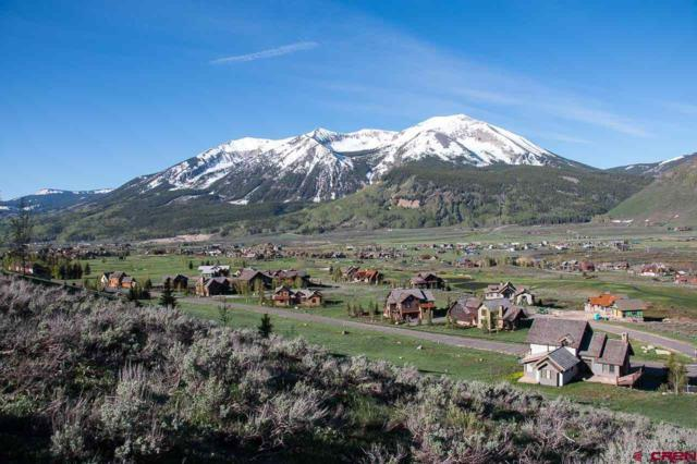 933 Skyland Drive, Crested Butte, CO 81224 (MLS #758715) :: The Dawn Howe Group   Keller Williams Colorado West Realty