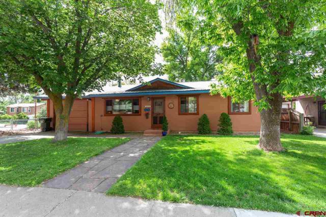 3522 Bennett, Durango, CO 81301 (MLS #758872) :: Durango Mountain Realty