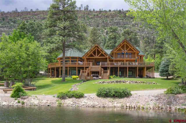 125 White Water Dr, Durango, CO 81301 (MLS #758875) :: Durango Mountain Realty