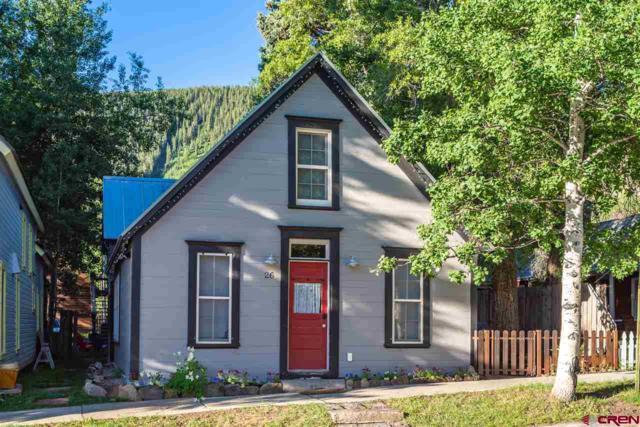 26 Elk Avenue, Crested Butte, CO 81224 (MLS #758882) :: The Dawn Howe Group | Keller Williams Colorado West Realty