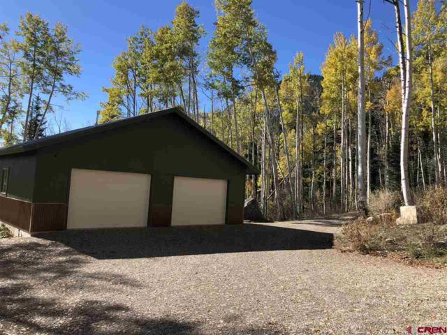 44451 N Us Hwy 550, Durango, CO 81301 (MLS #758924) :: Durango Mountain Realty