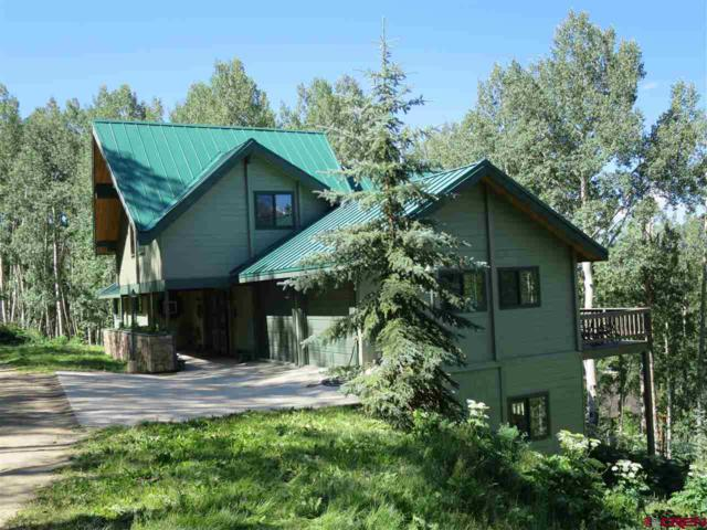 40 Ruby Drive, Mt. Crested Butte, CO 81225 (MLS #758955) :: The Dawn Howe Group | Keller Williams Colorado West Realty