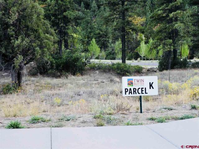 (Parcel K) 46 Larkspur Street, Durango, CO 81301 (MLS #758981) :: Durango Mountain Realty