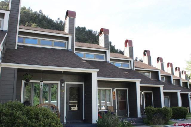 34511 N Us Hwy 550 #110, Durango, CO 81301 (MLS #758992) :: Durango Mountain Realty