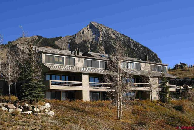 11 Hunter Hill Road #402, Mt. Crested Butte, CO 81225 (MLS #759018) :: The Dawn Howe Group | Keller Williams Colorado West Realty