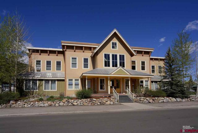 427 Belleview Avenue 103 & 104, Crested Butte, CO 81224 (MLS #759031) :: The Dawn Howe Group | Keller Williams Colorado West Realty