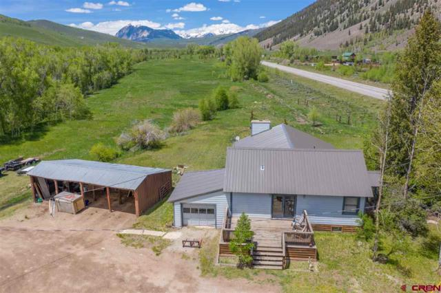 17241 Highway 135, Almont, CO 81210 (MLS #759036) :: The Dawn Howe Group | Keller Williams Colorado West Realty