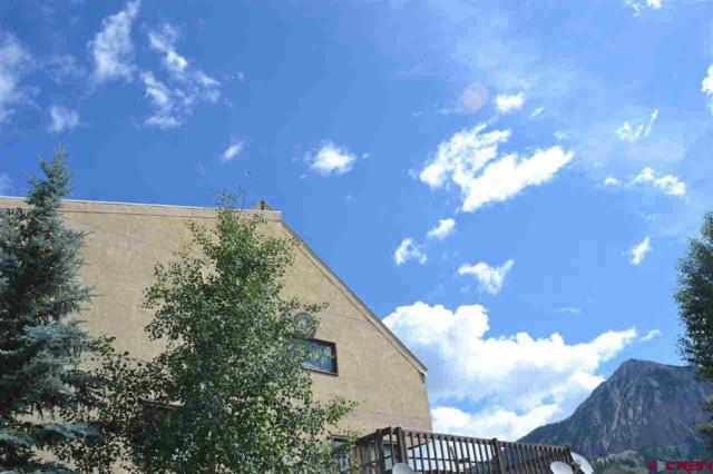 117 7th Street Street #9, Crested Butte, CO 81224 (MLS #759089) :: The Dawn Howe Group | Keller Williams Colorado West Realty