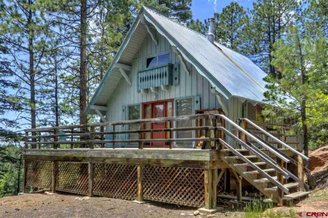 7 Ridge Crest Drive, Durango, CO 81301 (MLS #759197) :: Durango Mountain Realty