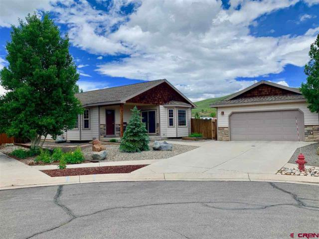 800 Sunny Slope Drive, Gunnison, CO 81230 (MLS #759242) :: The Dawn Howe Group | Keller Williams Colorado West Realty