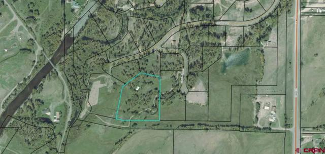 Lot 38 Kokanee, Gunnison, CO 81230 (MLS #759246) :: The Dawn Howe Group | Keller Williams Colorado West Realty