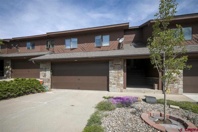 329 Pine Ridge Loop #3, Durango, CO 81301 (MLS #759258) :: Durango Mountain Realty