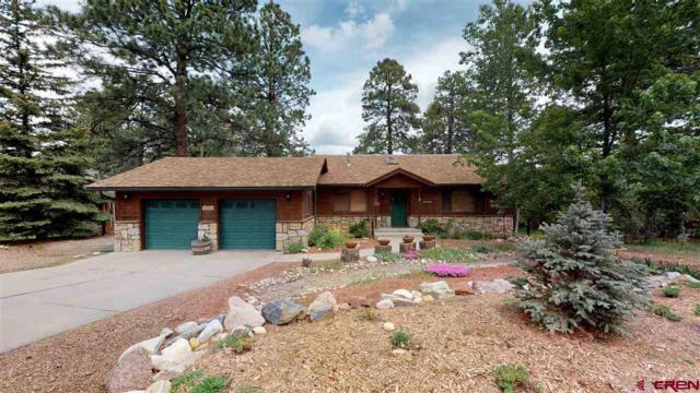 1286 Oak Drive, Durango, CO 81303 (MLS #759271) :: Durango Mountain Realty