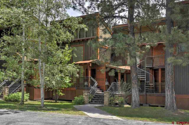 73 S Tamarron Drive #837, Durango, CO 81301 (MLS #759485) :: Durango Mountain Realty