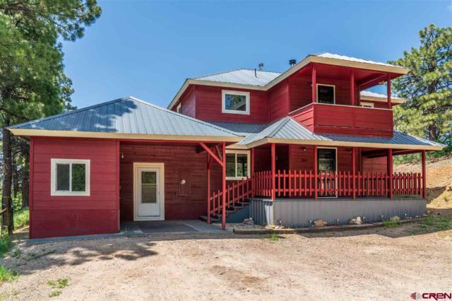 284 Hideaway Road, Durango, CO 81303 (MLS #759505) :: Durango Mountain Realty