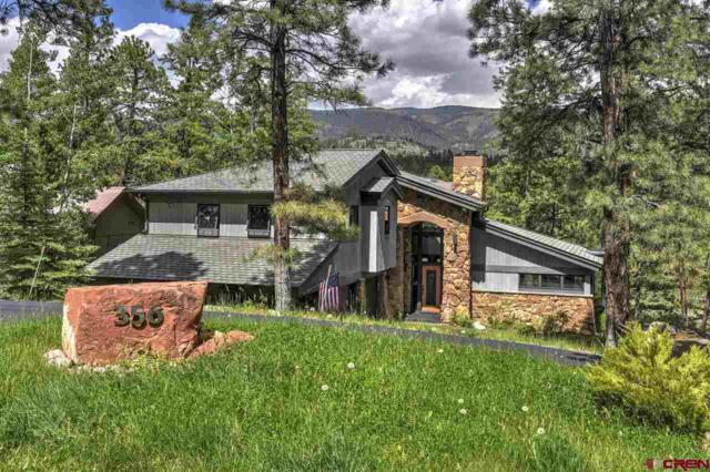 356 Rockwood Drive, Durango, CO 81301 (MLS #759654) :: Durango Mountain Realty
