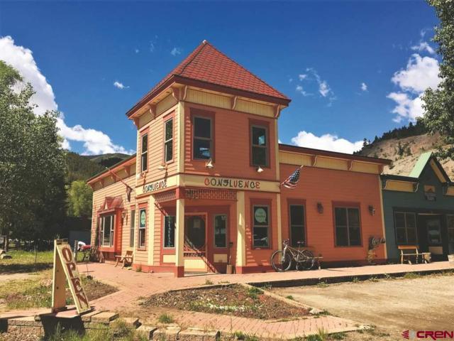 131 N Gunnison Avenue, Lake City, CO 81235 (MLS #759675) :: The Dawn Howe Group   Keller Williams Colorado West Realty